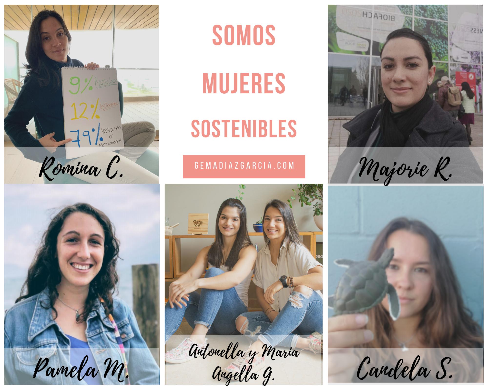 Mujeres Sostenibles